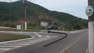 estrada do guriri