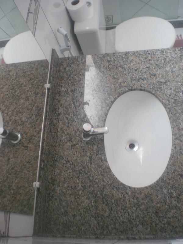 Pousada Cabufa  Cabo Frio  Foto da pia do banheiro -> Pia De Banheiro Ponto Frio